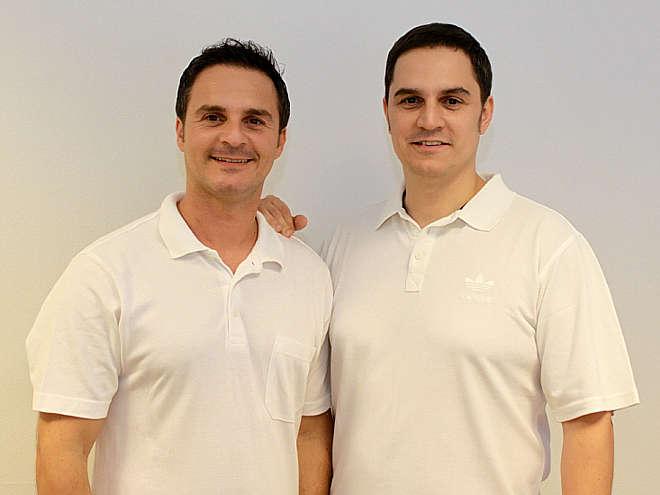 Ioannis und Dimitrios Pliakos